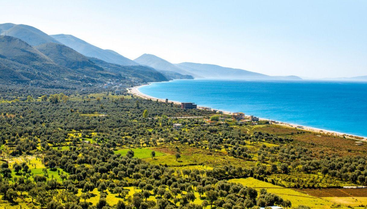 Borsh, la località di mare più bella della Riviera albanese