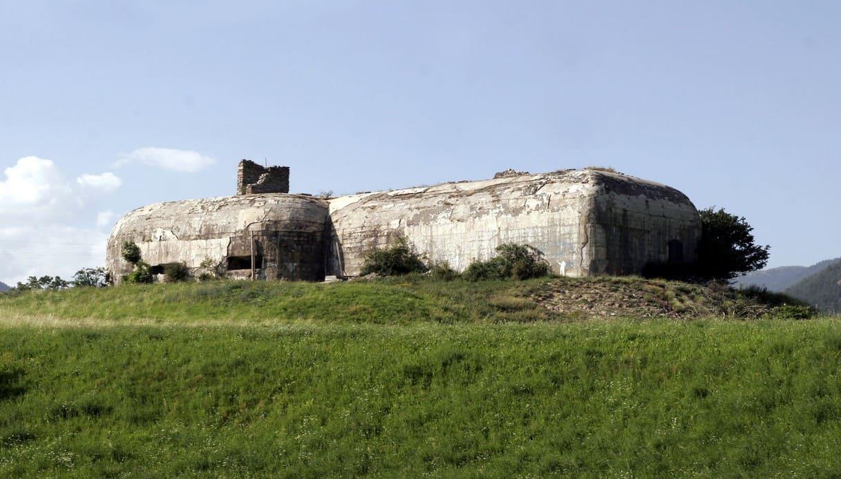 Bunker Val Venosta