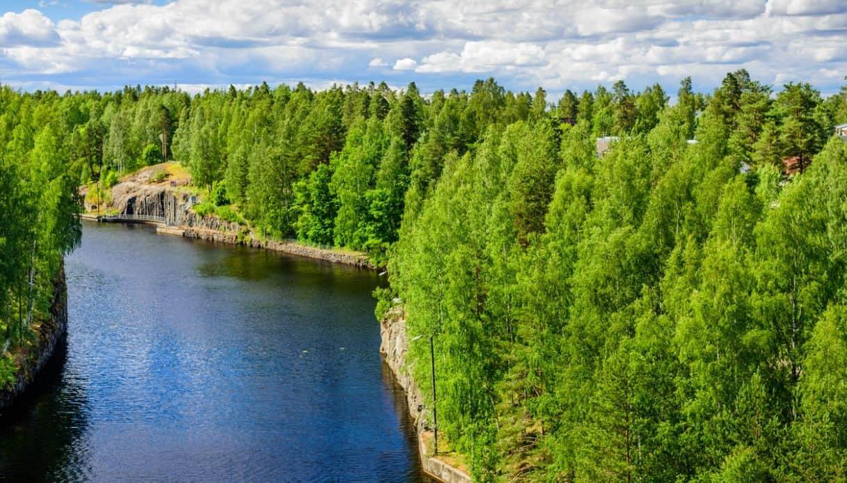Canale di Saimaa