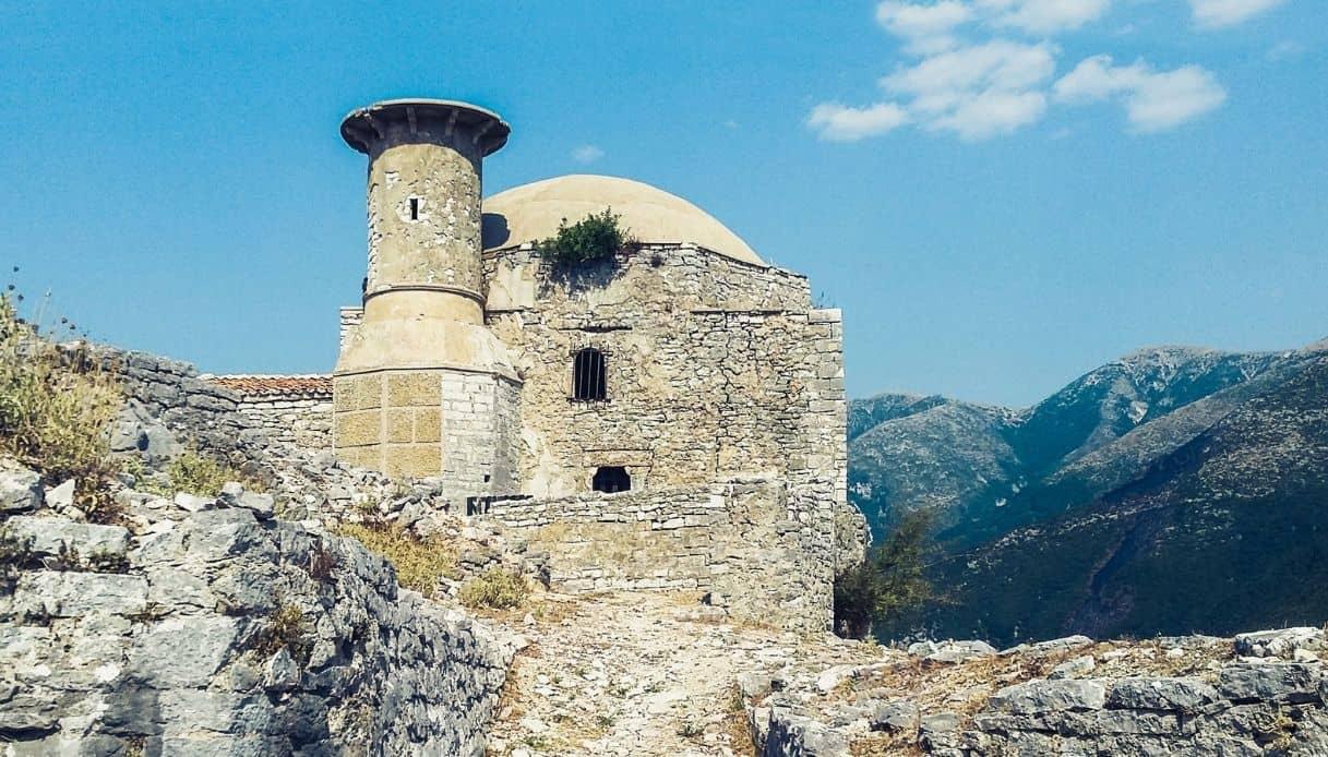 Castello di Borsh
