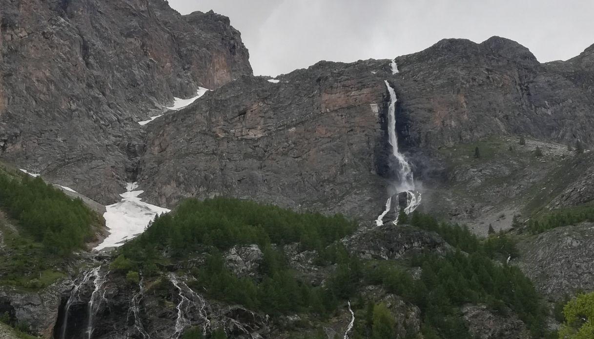 Come arrivare alle cascate di Stroppia, le più alte d'Italia