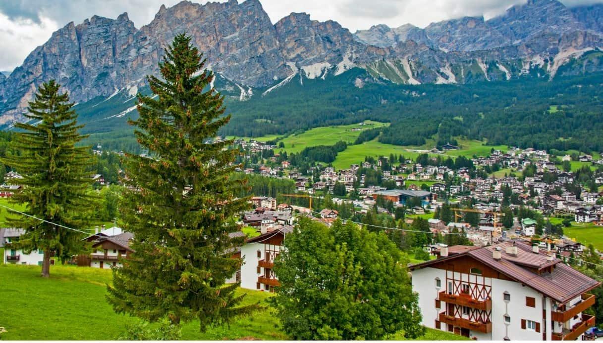 Cortina, un paradiso green per gli amanti dello sport e del relax
