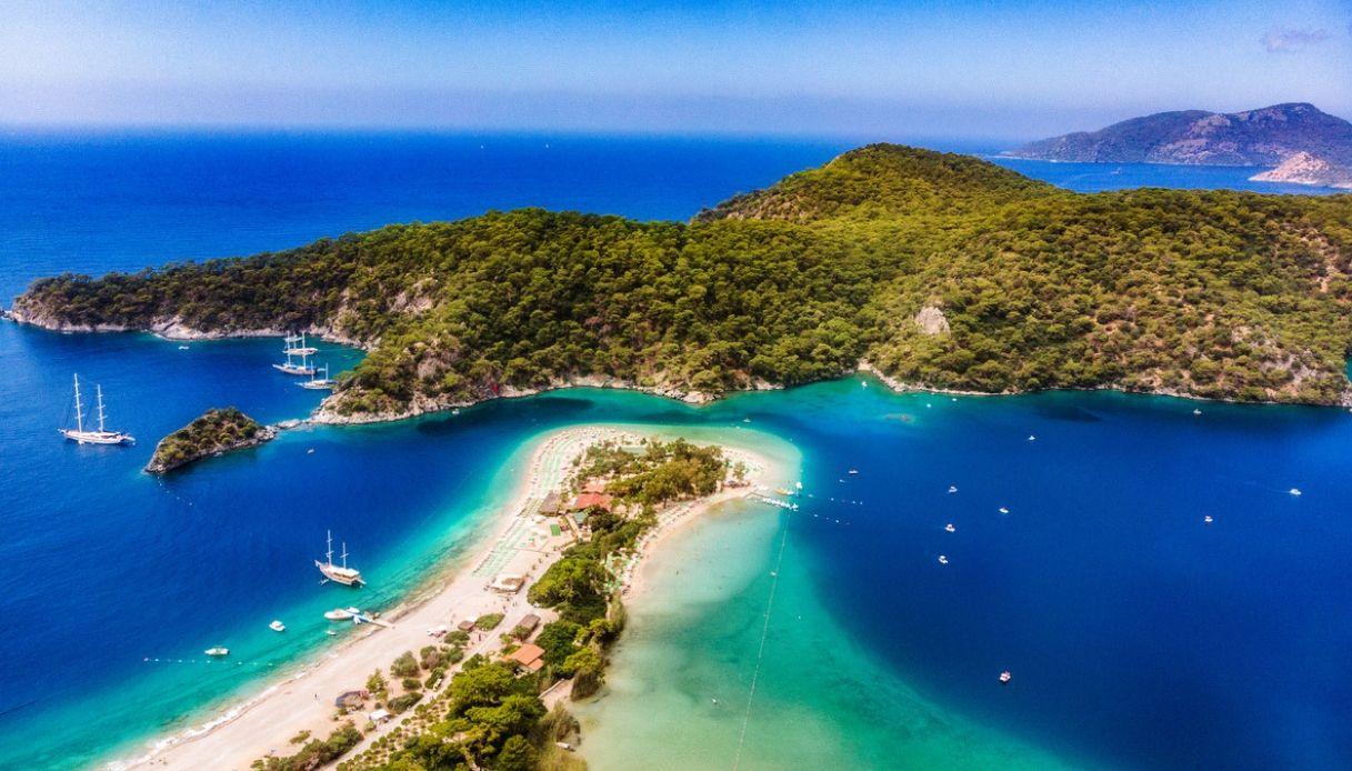 Dove andare in vacanza sulla Riviera Turca, da Datça a Kaplankaya