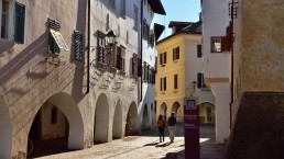 Egna, il primo borgo diffuso dell'Alto Adige