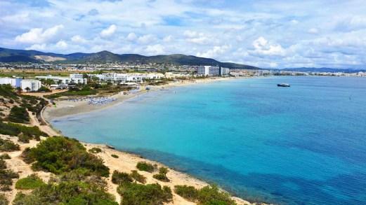 Ibiza è l'isola delle Baleari adatta anche a famiglie e bambini
