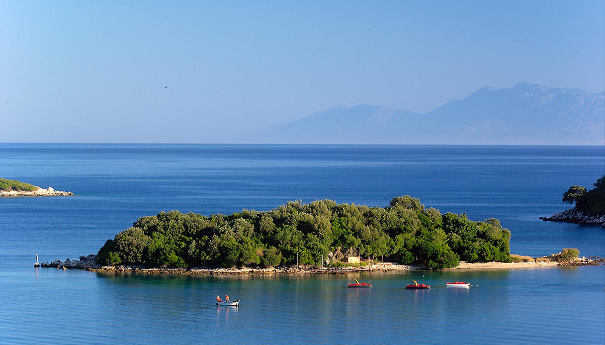 isole-Ksamil-albania