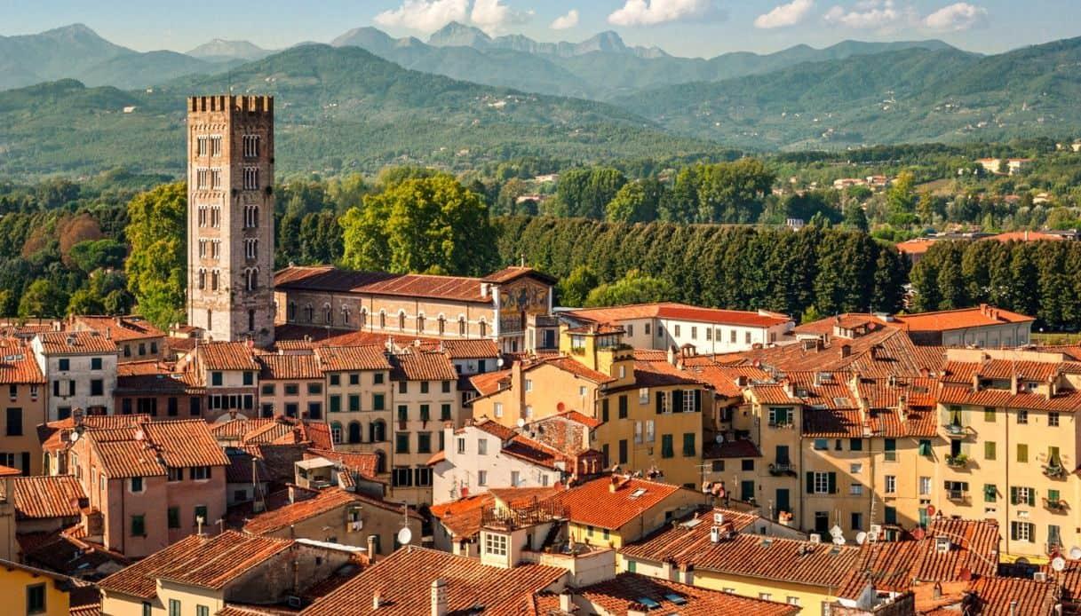 Lucca è la migliore città da vedere lontana dalla folla secondo il NYT