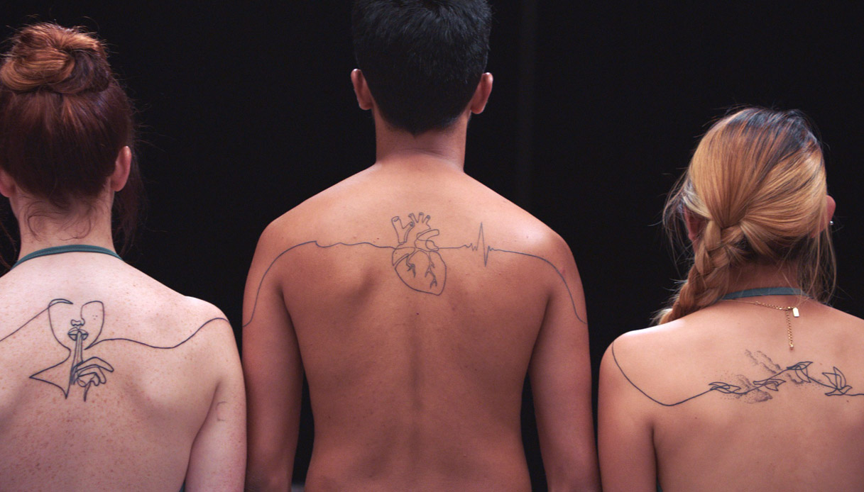 The World Piece: quando 61 tatuaggi diventano simbolo del mondo intero