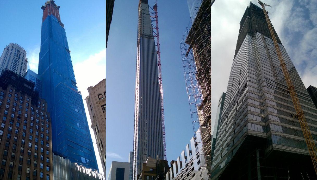 Nuovi grattacieli NY
