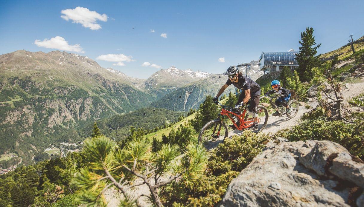 Ötztal: in Austria, la repubblica delle biciclette