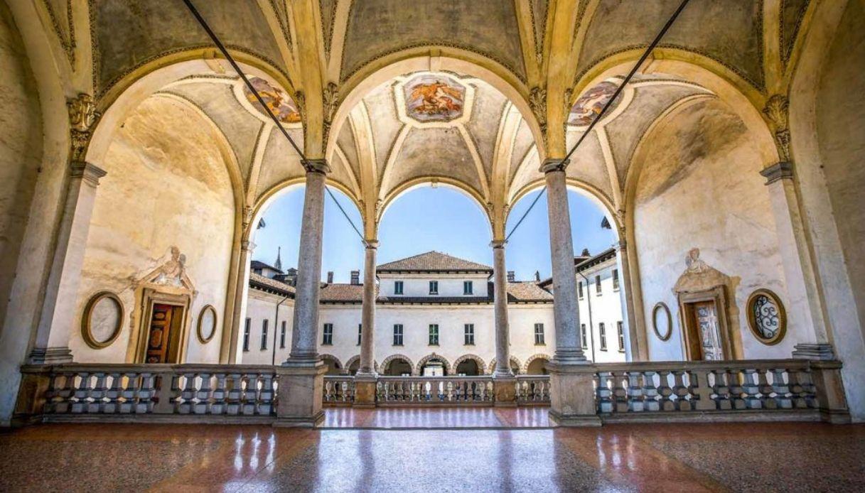 Palazzo Arese Borromeo, il gioiello nobiliare della Brianza