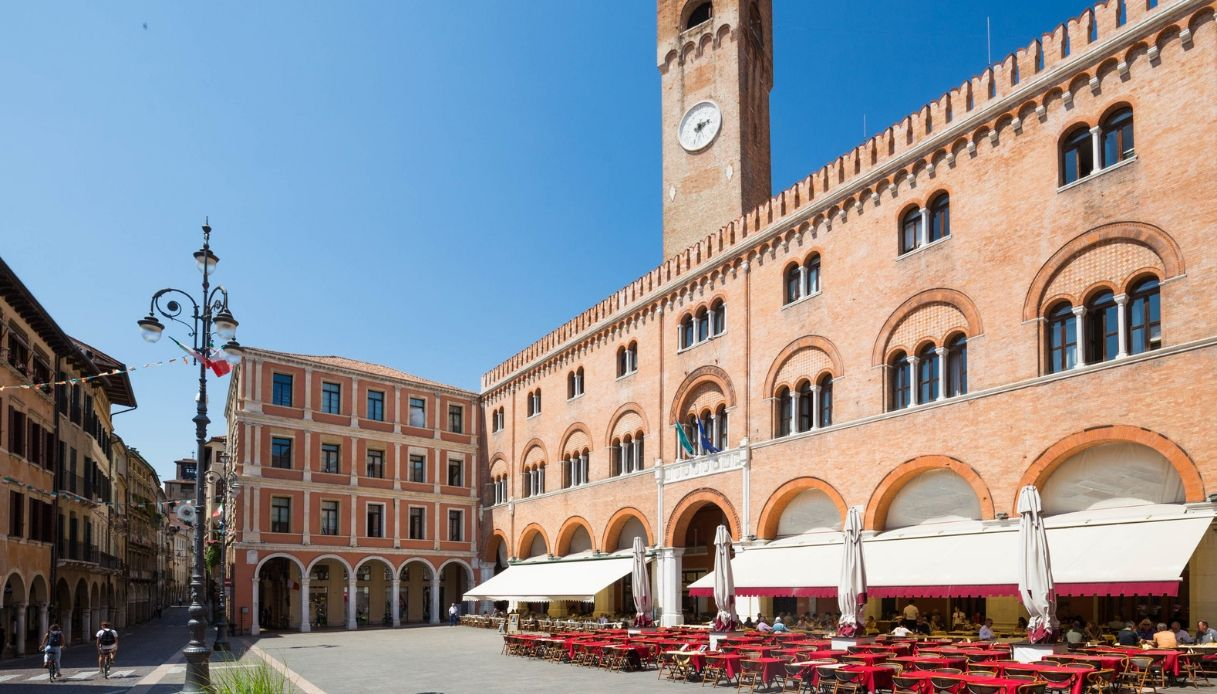 Piazza Treviso