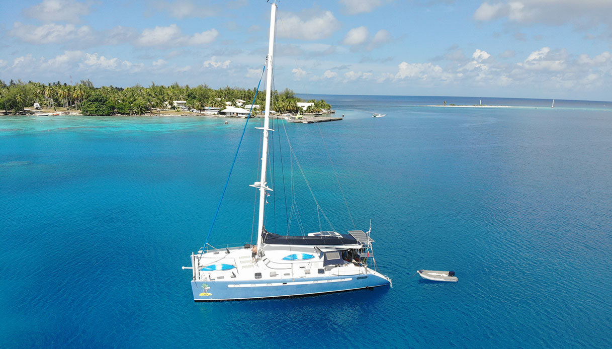 Mollo tutto e vado in Polinesia: quando il sogno diventa realtà