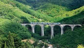 Porrettana Express: riparte il treno d'epoca per scoprire la montagna