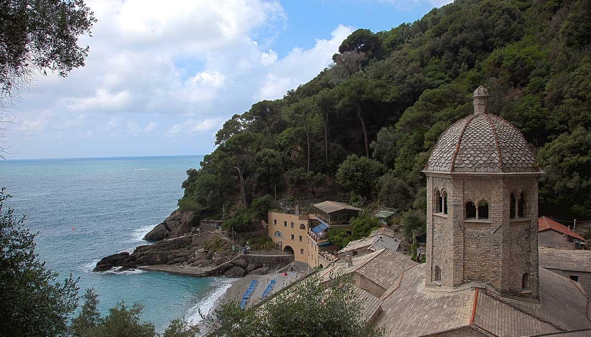 San Fruttuoso, l'abbazia di Portofino