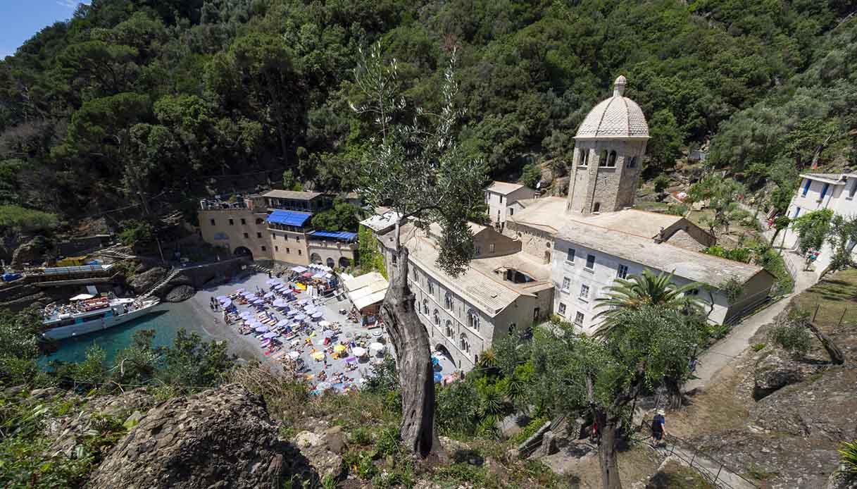 San Fruttuoso, paradiso di Portofino
