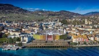 In Svizzera per la Festa dei Vignaioli, festival che si tiene ogni 20 anni