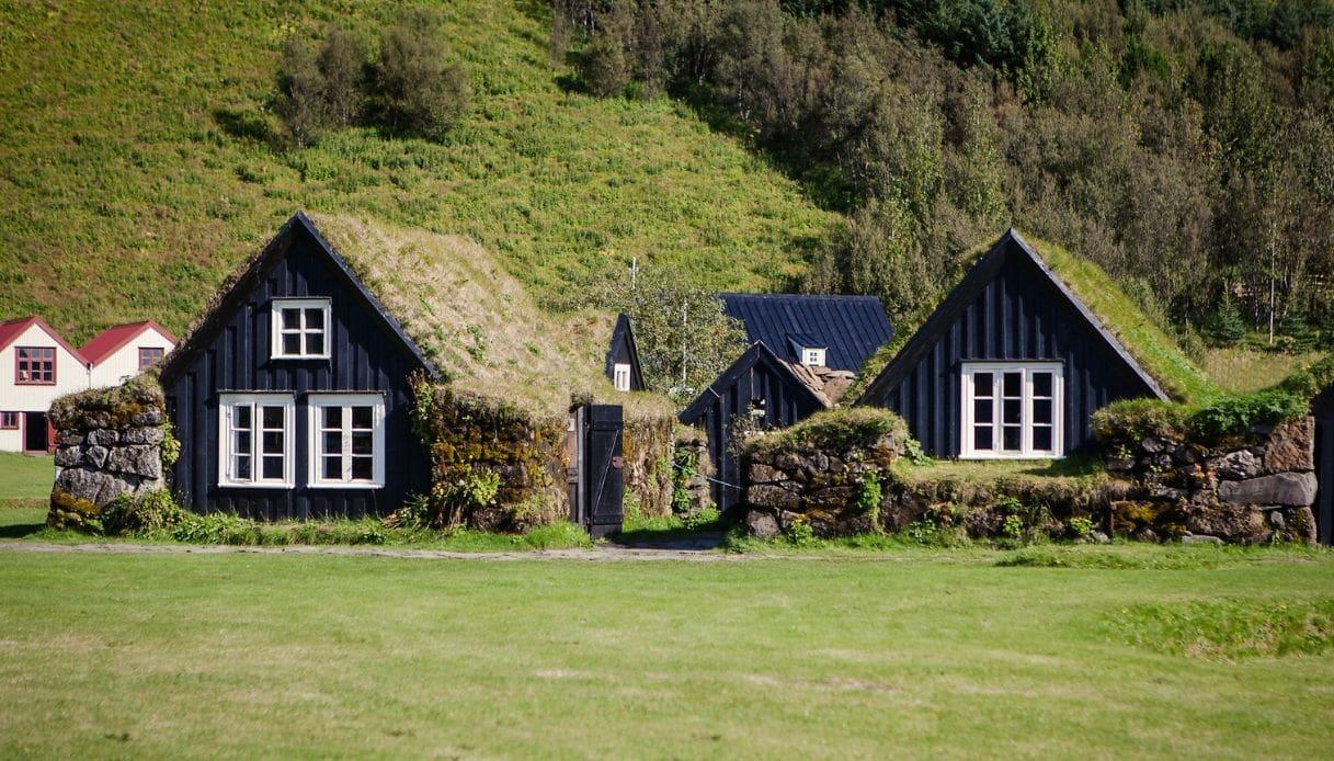 Turf house Islanda