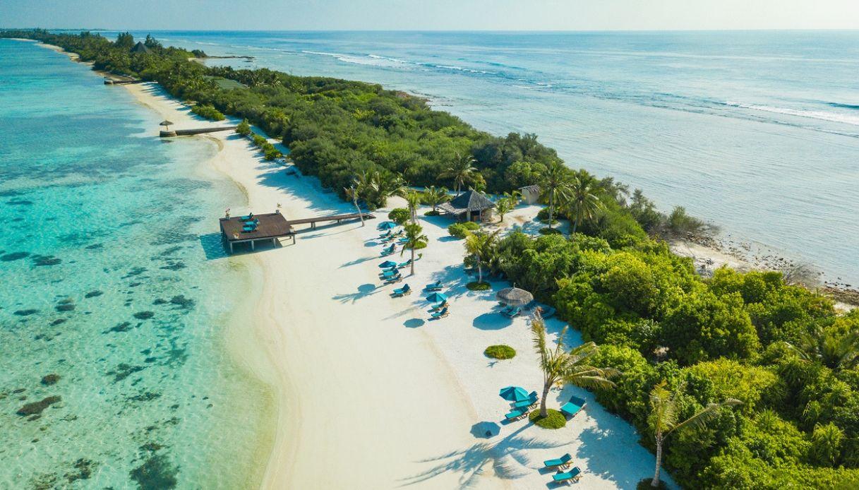 Maldive: ora i voli dall'Italia sono low cost