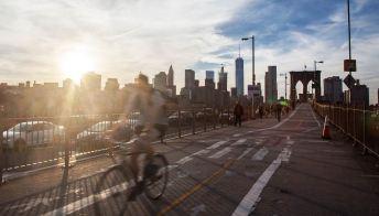 Apre il più grande parco di New York con piste ciclabili e trekking