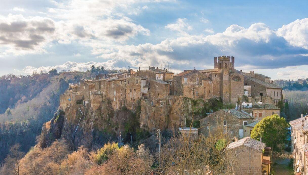 I 20 paesini più belli d'Italia secondo la Cnn: Calcata ...