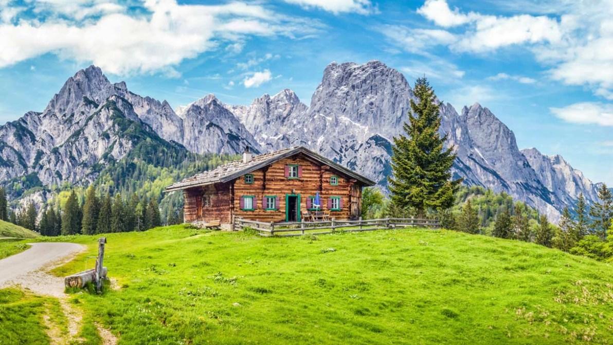 Fattorie e masi di montagna