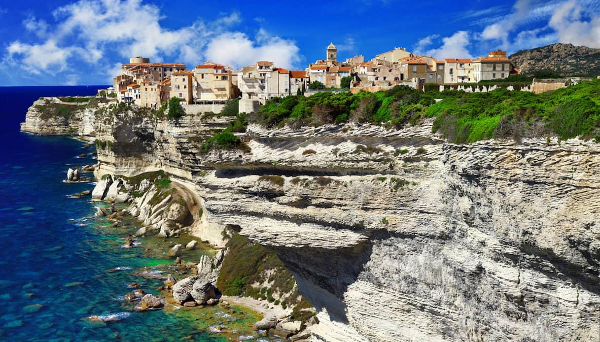 Corsica, Bonifacio