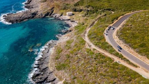 I migliori itinerari per un viaggio in Corsica in moto