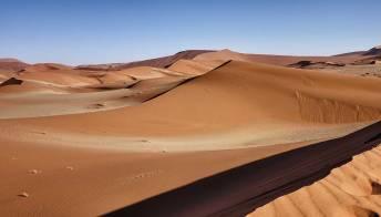 Viaggio in Namibia in solitaria