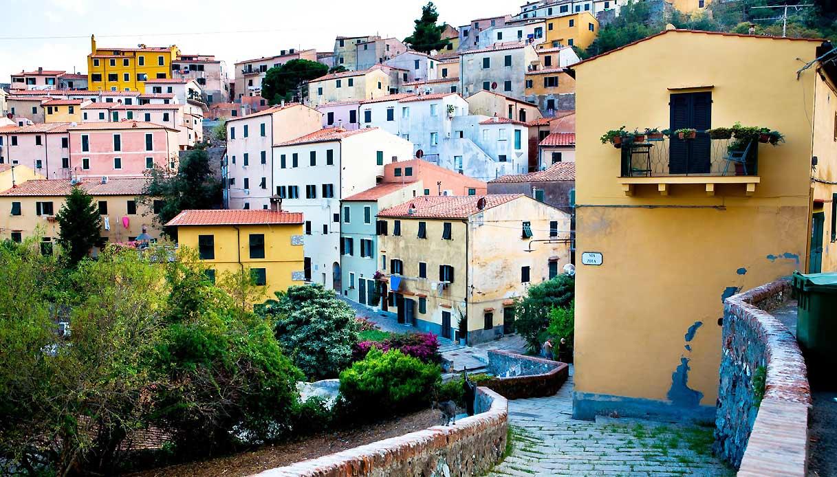 Isola d'Elba, il villaggio di Rio nell'Elba | SiViaggia