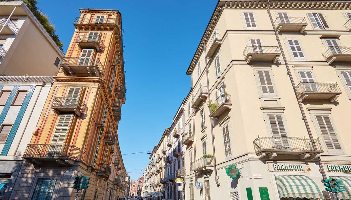 Fetta di Polenta, Casa Scaccabarozzi, Torino