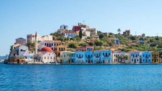 Grecia: Kastellorizo, l'isola di Mediterraneo tra incanto e poesia