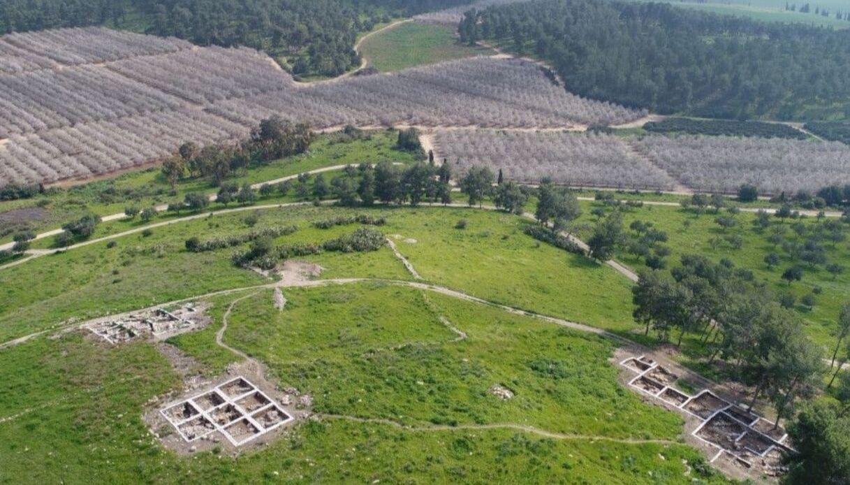 La straordinaria scoperta in Israele: ecco la città biblica di Ziklag
