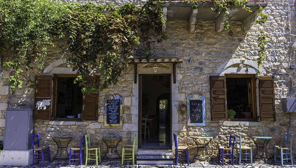 il fascino irresistibile della Messenia, Grecia Continentale
