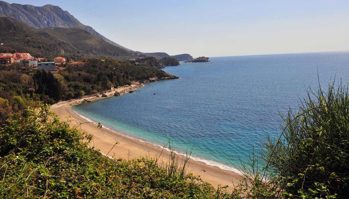 montenegro-spiaggia