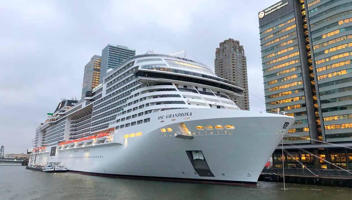 MSC Grandiosa, la nave da crociera più grande della flotta ...