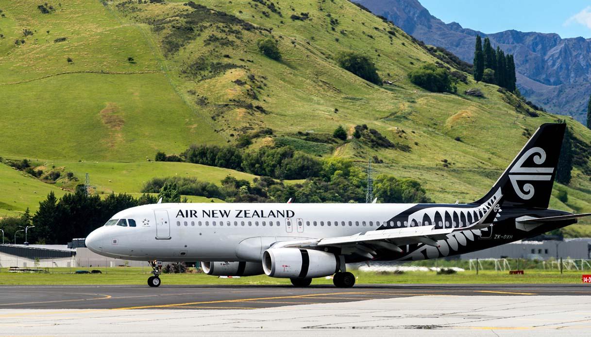 Air New Zealand dice addio alla plastica: eliminerà dai voli 55 milioni di oggetti