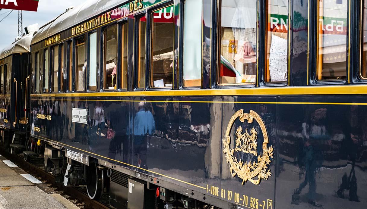 Il leggendario Orient Express