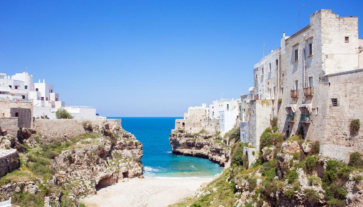 Polignano a Mare: quali sono le spiagge di sabbia più belle ...