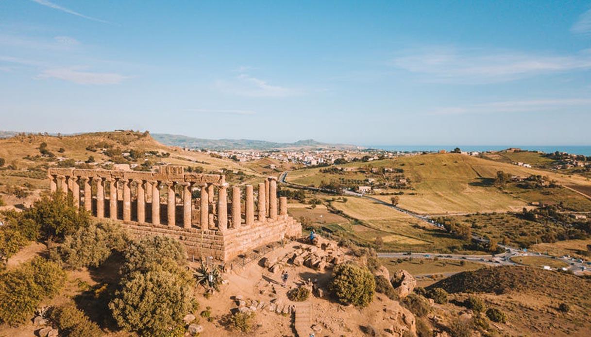 Selinunte, la città costiera con l'aerea archeologica più grande d'Europa
