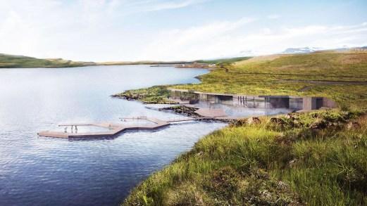 Immergersi nelle piscine calde dell'Islanda dove non c'è nessuno