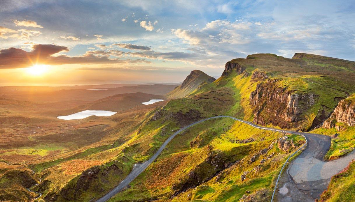 Alba in Scozia