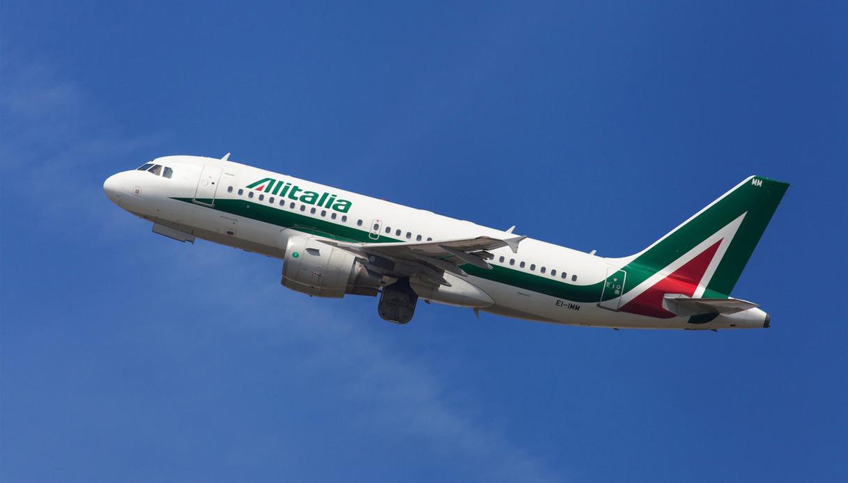 La compagnia più puntuale d'Europa è la nostra Alitalia
