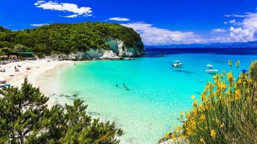Antipaxos, la minuscola isola greca con spiagge da sogno