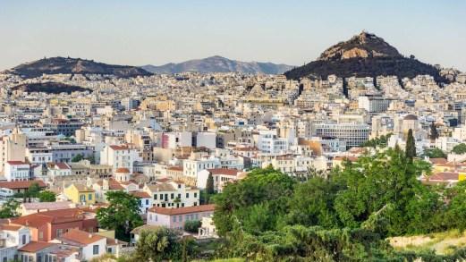 Atene inaugura un nuovo quartiere, ed è il più antico di tutti