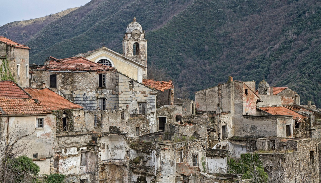 Balestrino e il centro storico