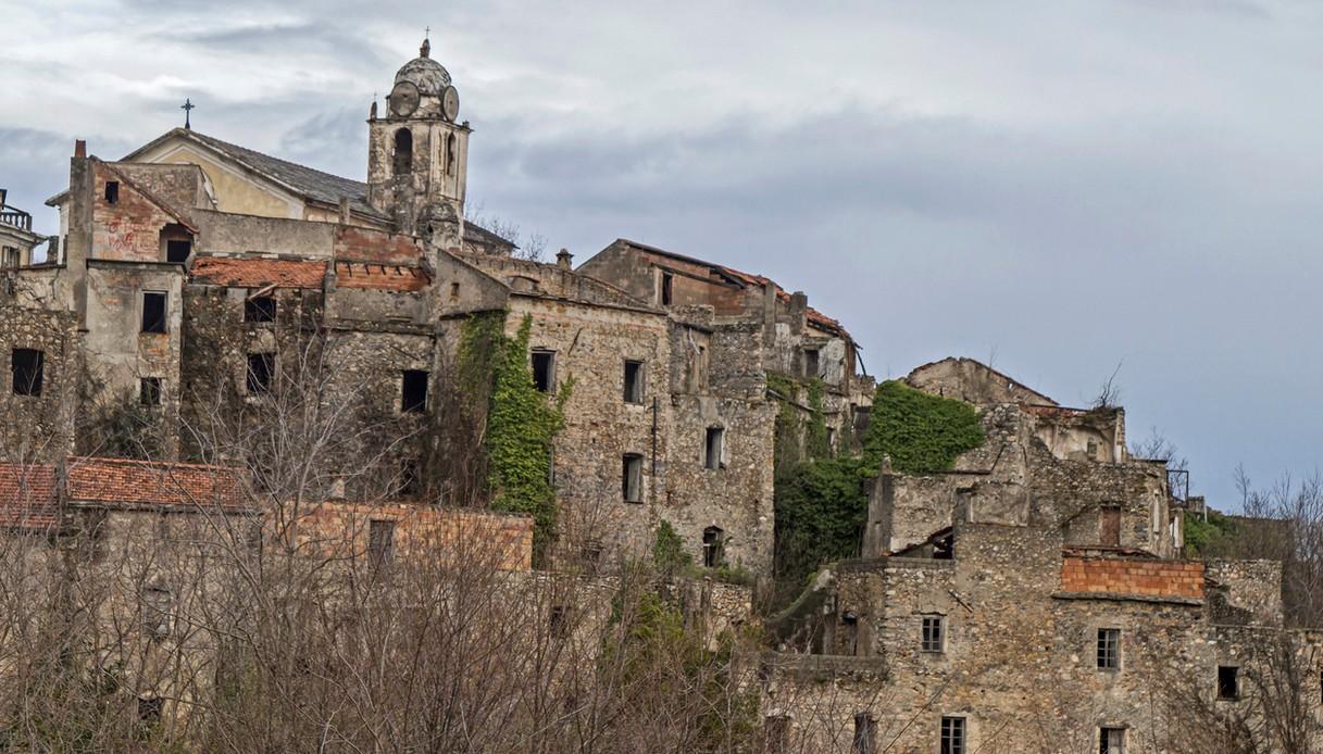 Balestrino in provincia di Savona
