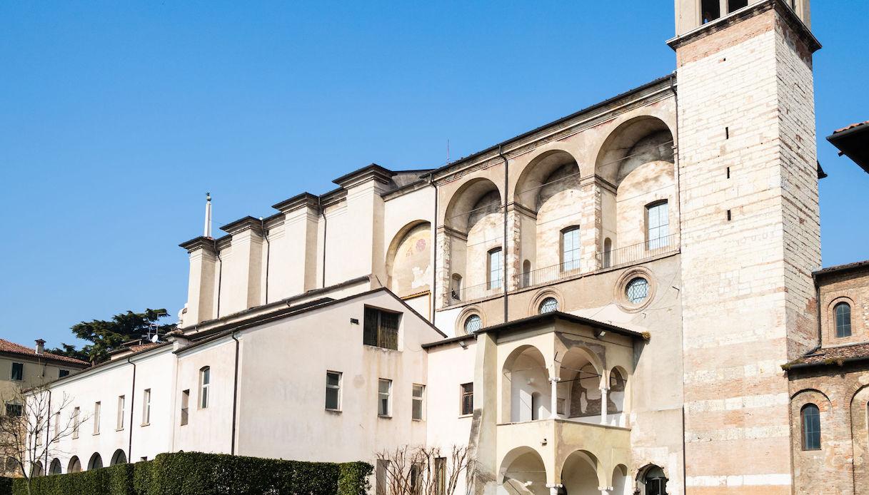 Basilica di San Salvatore, Brescia