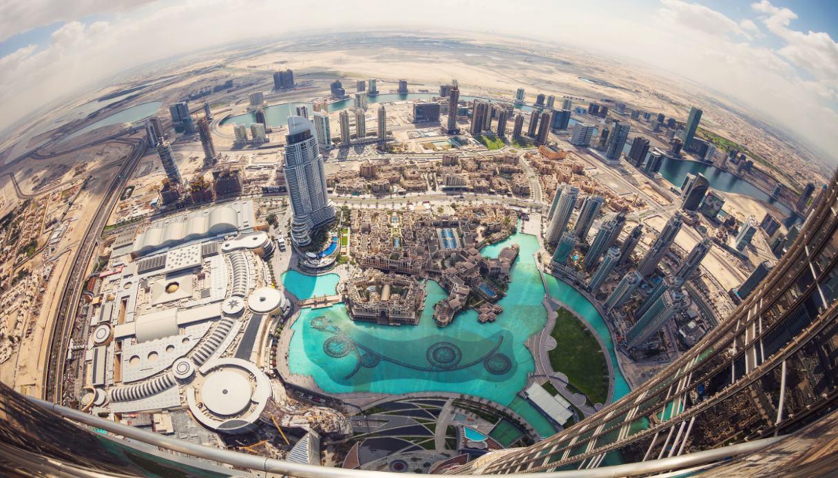 Strutture da record: il ristorante più alto del mondo