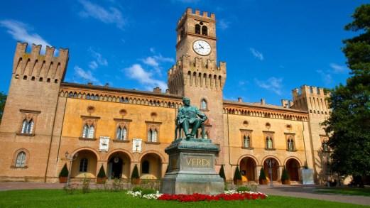 Busseto, il borgo dell'Emilia Romagna che racconta Giuseppe Verdi